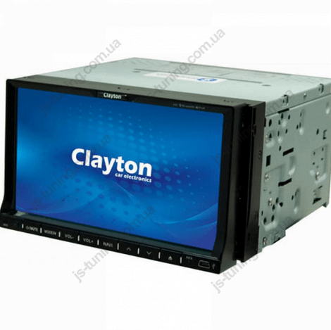 Магнитола  Clayton DS-7200BT