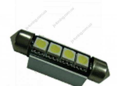 Габарит IDIAL 447 T10 4Led 5050 SMD CAN (2шт) CANBUS