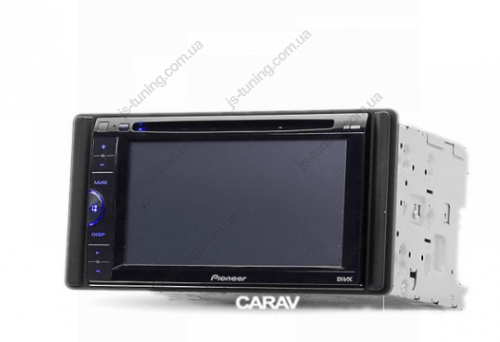 Рамка Carav 11-273 GREAT WALL Cowry 08-10/ Voleex V80 10-14/ Coolbear 09-11/Hover M2 2010+ 2-DIN