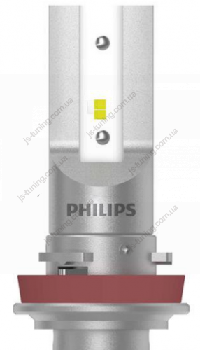 Лампы cветодиодные Philips Ultinon FOG H8/H11/H16 LED 11366ULWX2 (2 шт)