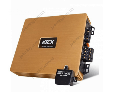 Усилитель Kicx QS 4.95M Gold Edition